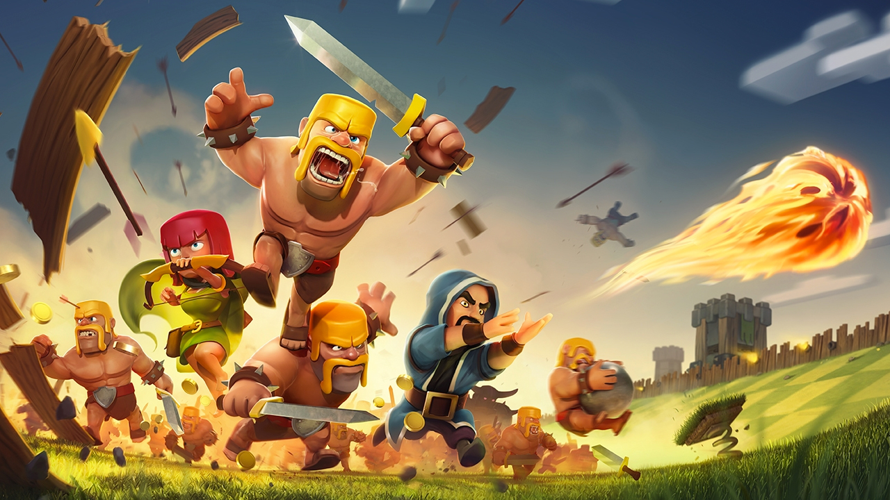 Best Games Like Clash of Clans in 2019