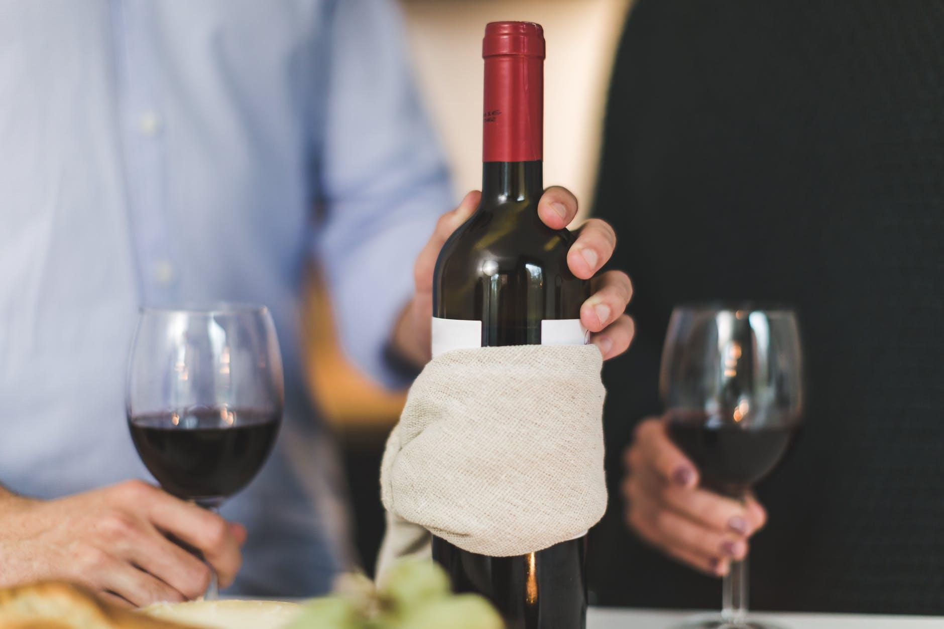 5 Steps To A Healthier You Through Drinking Wine