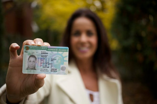2019 Green Card Renewal Steps