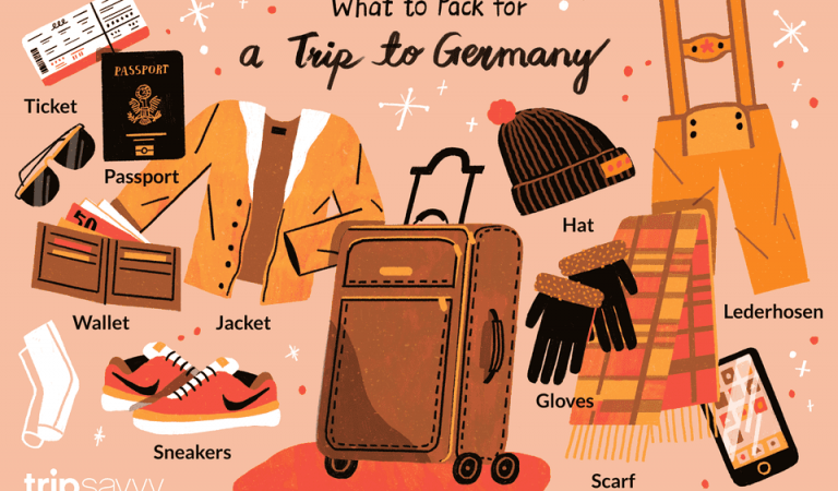 Business Trip Planning: How to Pack?