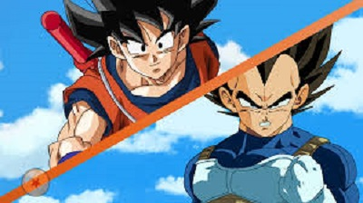 Goku VS Vegeta – Who's better?