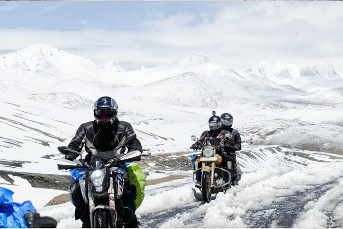 5 Winter Motorcycle Maintenance Tips