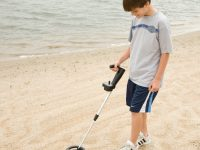 Stay Fit with Metal Detecting