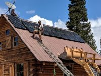 Why Off Grid Solar Power Is Good For Your Cabin
