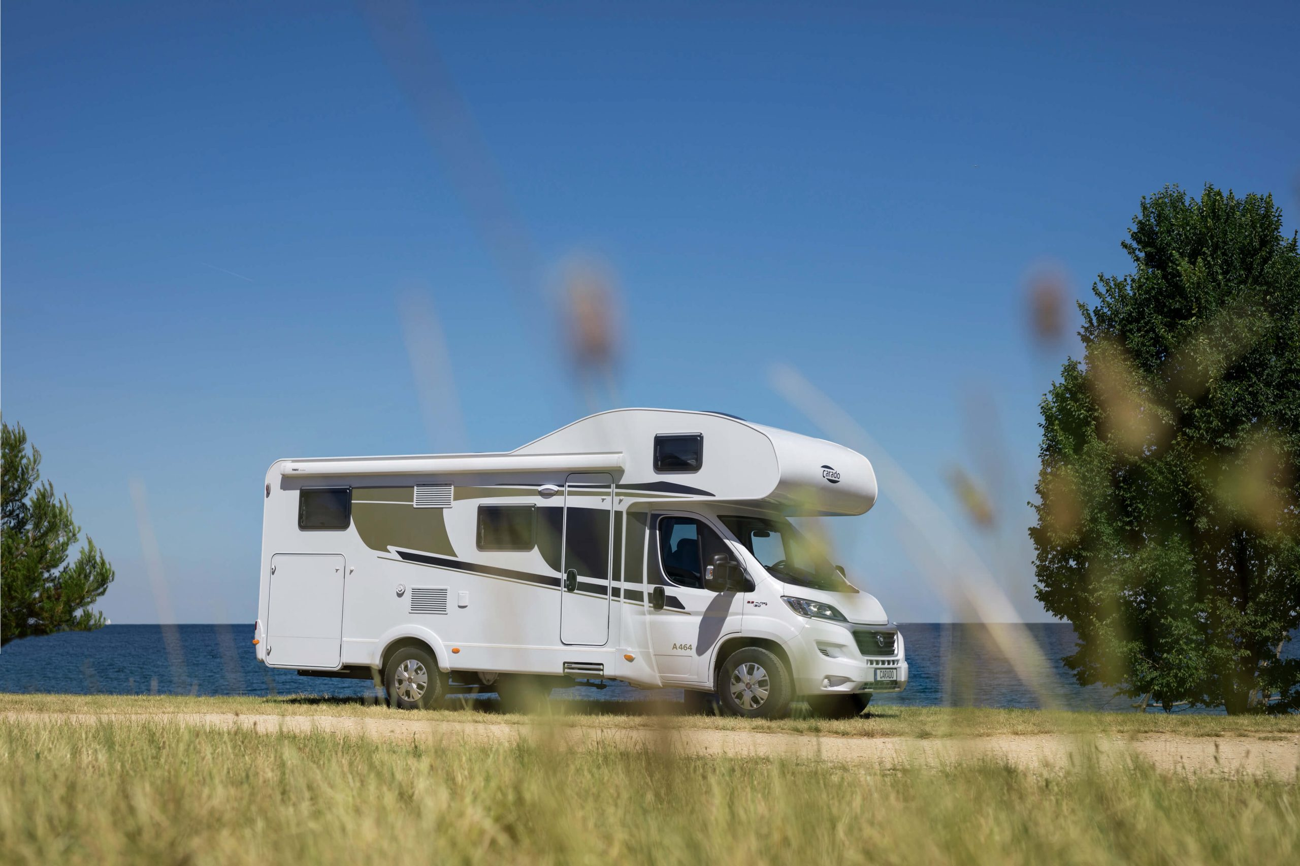Not Being Aware of the Motorhome Height Limitations