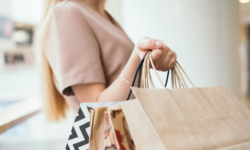 The Secret to Shopping and Not Overspending