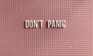 7 Ways To Cope-Up With A Panic Attack