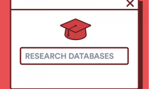 The top list of academic research databases