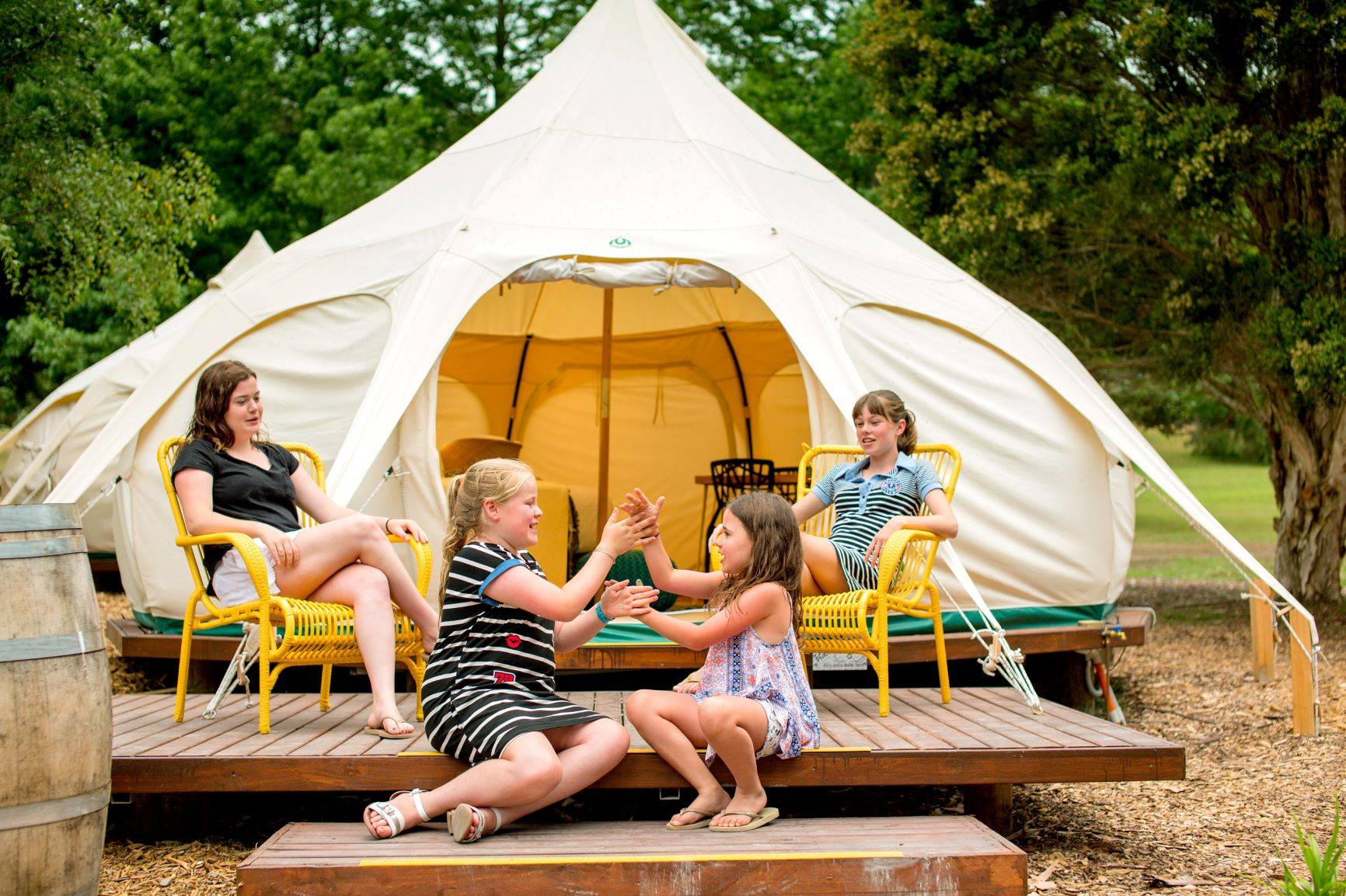 Why Camping Makes a Great Vacation