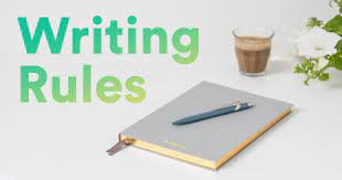 Top 5 Rules for better Writing