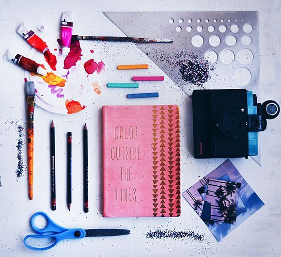 5 Weekend Projects to Bring Out Your Inner Artist