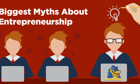3 Myths of Entrepreneurship